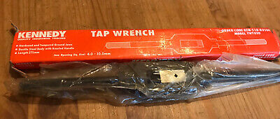 Kennedy Tap Wrench 4 - 10mm • 12£