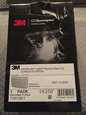 3M Speedglas Adflo Particle Filter 2 Pack • 25£