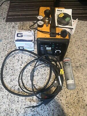Impax Mig Welder 150 Gas/gasless. Ready To Use. See Description Please • 150£