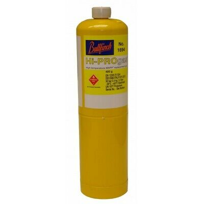 Mapp/Pro Gas Disposable Gas Cylinder For Oxyturbo Portapack Kits E98 Sku 11334 • 25.99£
