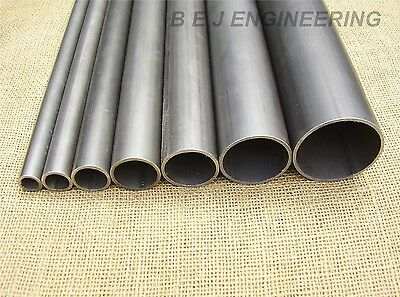 Mild Steel Round Tube - Circular Hollow Section - CHS - Various Sizes • 16.70£