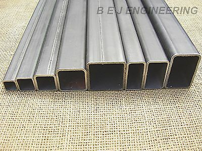 Mild Steel Box Section - Hollow Section - SHS - RHS - ERW • 26.45£