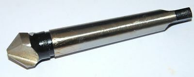 HSS Countersinks With 1MT Morse Taper Shank 90 Degree High Speed Steel • 12£
