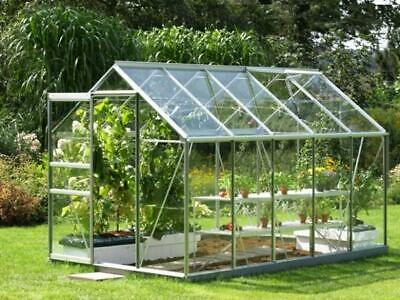 Clear Greenhouse Acrylic Polycarbonate Perspex Glass Plastic Panels Many Sizes • 49.12£