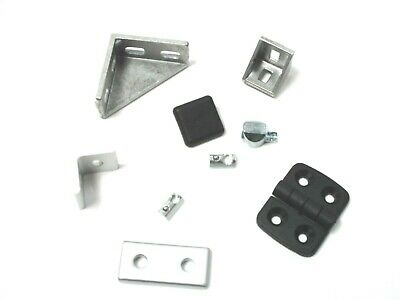 T Nuts And Accessories For 2020/2040 Aluminium Extrusion/ I Style Profile Slot 5 • 2.60£