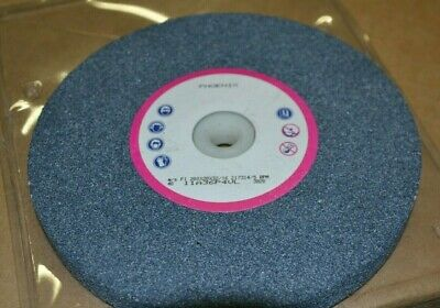 Phoenix 200 X 20 X 31.75mm Medium Aluminium Oxide Bench Grinding Wheel • 19.99£