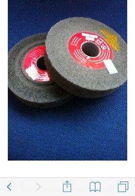 3M Scotchbrite Deburring Wheel X 2 • 30£