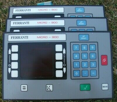 Ferranti / IMS Micro 900 Keypad Merlin, Early Impact & Vintage Cmm's • 45£