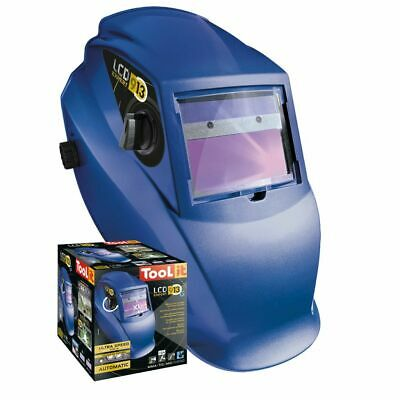 GYS LCD Welding Helmet Anti-glare Face Cover Protector Work Safety Expert 9/13G • 74.11£