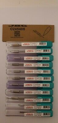 A Set Of 12 Pieces Of New Tip JBC C245 C120+Soldering Tin And Tip Cleaner • 90£
