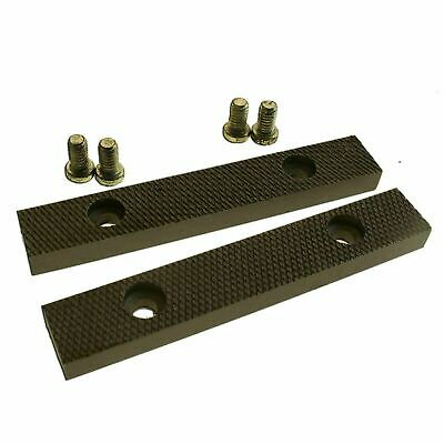 Vice Jaws 4.1/2in 115mm And Screws Irwin Record • 19£
