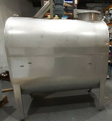 Mixing Tank - Process Mixer - Mixing Vessel - 2000 Litres Stainless Steel • 2,499£