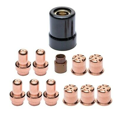 Consumable Kit Accessories Cutter Electrodes For Cut40 Machine Nozzles • 30.72£