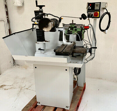 Stehle Saw Blade Sharpening Machine With Lubrication Pump & Planing Knife Option • 5,460£