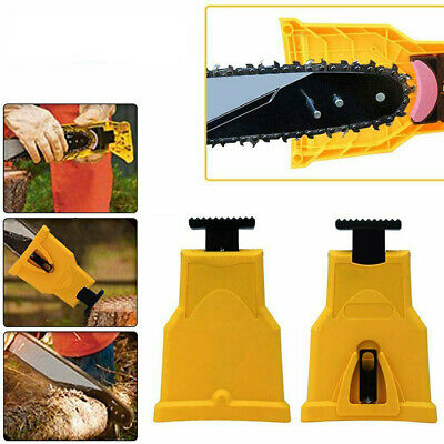 1x Chainsaw Teeth Sharpener FREE SHIPPING -Self Sharpening Grinder Tools YO • 7.49£