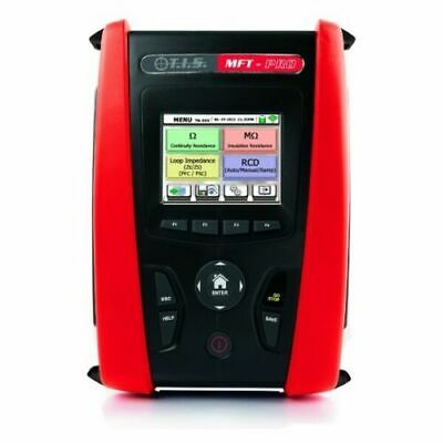 T.I.S MFT-PRO Multifunction Installation Tester With Power Quality Analysis Wifi • 620£