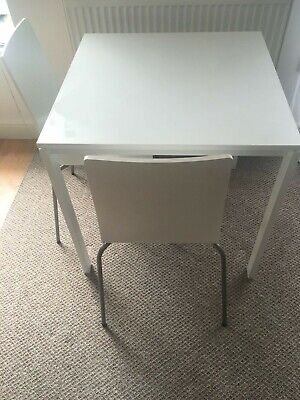 White Ikea Melltorp Table - Pick Up Only! • 24£