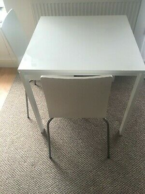 White Ikea Melltorp Table - Pick Up Only! • 20£