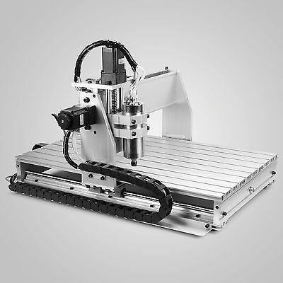 USB CNC 6040Z Router Engraver Engraving Drilling Milling Machine (3Axis) • 703.99£