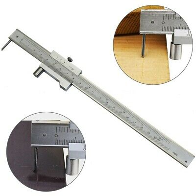 0-200mm 0.1mm Stainless Steel Vernier Calipers Parallel Sliding Scribe Calipers • 13.99£