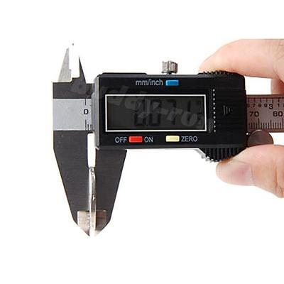 150mm 6inch Digital Electronic Gauge Stainless Steel Vernier Caliper Micrometer  • 12.39£