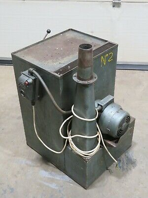 3 Phase Dust Extractor Extraction Unit For Jones Shipman Surface Grinder  • 400£