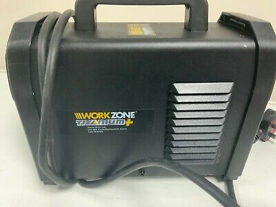 Work Zone Titanium Inverter Welder • 69.99£