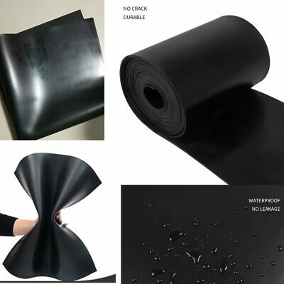 19.7x19.7 In Rubber Sheet Insulation Mat Gasket Durable High Temp Resistant Soft • 22.59£
