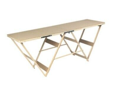 Professional Mdf Top Pasting Table 1000 X 560 X 800mm • 14.99£