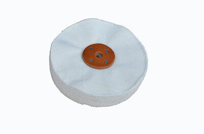 Polishing Mop Superior G Quality Loose Unstitched 6 X1  • 6.99£