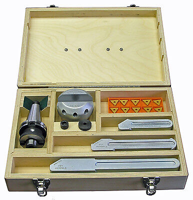 Suburban Tool Fly Cutter Super Set With R8 Arbor, International Ship Available. • 656.66£