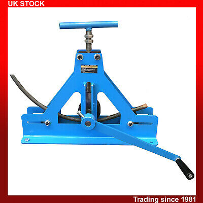 WNS Tube Roller Bender Square Tube Flat Square Round Bar Ring Box Section • 230£