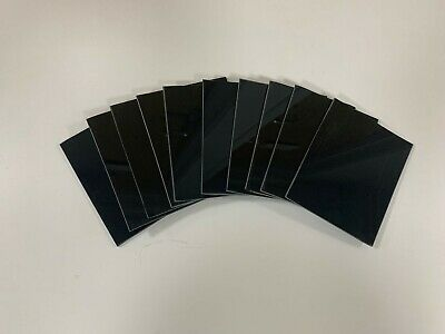 Welding Glass Shade 9 - 110 X 90mm (Pack 10) + FREE P&P • 9.99£