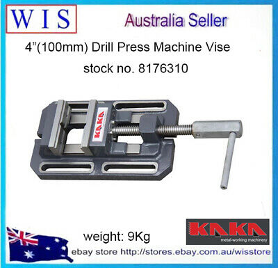 "4"" (100mm) Drill Press Machine Vise,9Kg-8176310 • 85.83£"