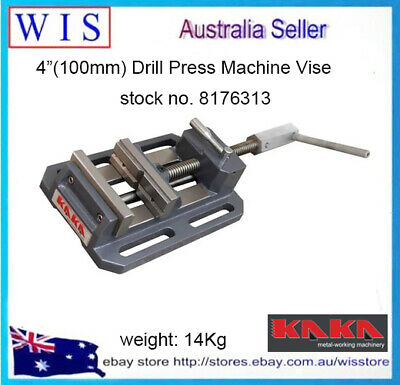 "4"" (100mm) Drill Press Machine Vise,14Kg-8176313 • 88.60£"