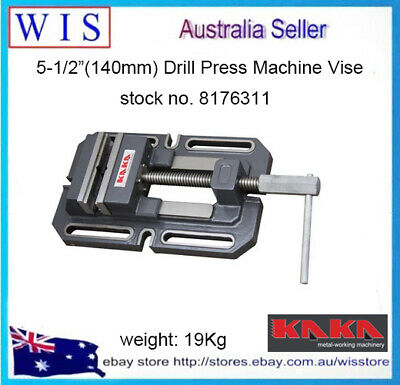 5-1/2  (140mm) Drill Press Machine Vise,19Kg-8176311 • 121.83£