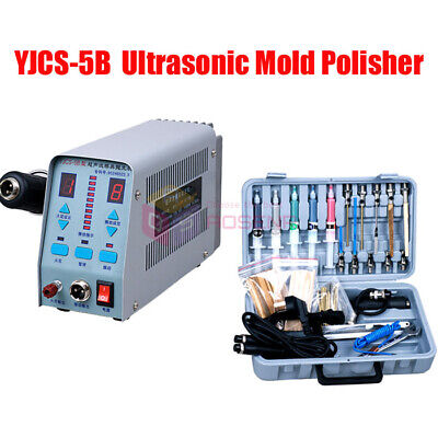 YJCS-5B Professional Ultrasonic Mold Polisher Polishing Machine • 439.99£
