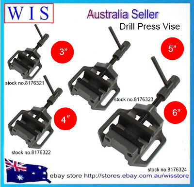 3 ,4 ,5 ,6  Industrial BSM Drill Press Vise • 11.08£
