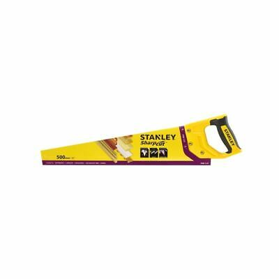 Universal Sharp Cut Fine Cut Saw, 500mm/20 In, By Stanley • 12.45£