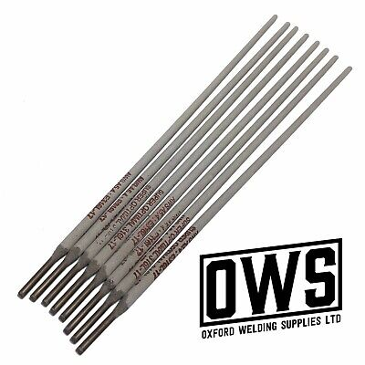 E316 Stainless Steel ARC Welding Rods Electrodes 1.6mm 2.0mm 2.5mm 3.2mm 4.0mm • 42£