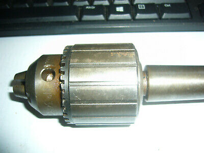 JACOBS DRILL CHUCK  NO 3MT     6JT    NO 34       0-1/2     1-13mm         5619 • 25£