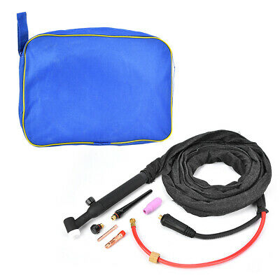 TIG Torch Lift Type 4 Meters Cable Air Cooled Welding Gun SR 26V 200A EU Plug • 48.95£