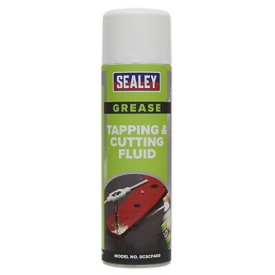 Sealey SCSCF400 Tapping & Cutting Fluid 500ml • 17.54£