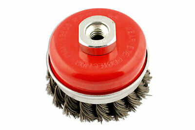 ABRACS 70mm X M14 Twisted Knot Cup Brush  • 14.80£