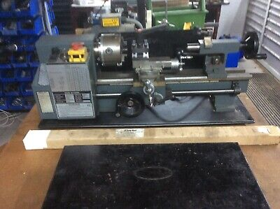 Mini Lathe CJ 18 Series And Tooling • 350£