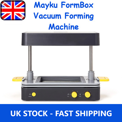 Mayku FormBox Desktop Vacuum Forming Machine - Make Moulds In Minutes UK Stock • 599.99£