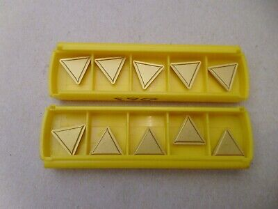 Kennametal TPMR 160308 Carbide Turning Inserts - Pack Of 10 - TPMR322 • 34£