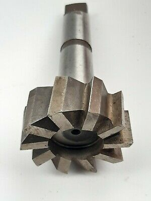 End Face Milling Cutter 2 3/8  60mm MT3 • 15£