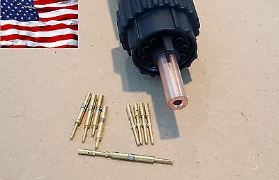 FY0023 Plasma Central Torch Side Adaptor + 5 Sets Of Pins US FAST SHIP • 28.72£