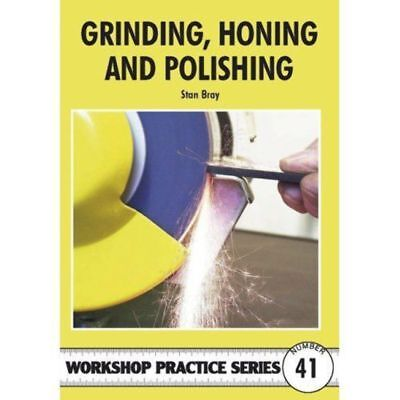 Grinding Honing Polishing Book Wps 41 Model Engineer • 7.30£